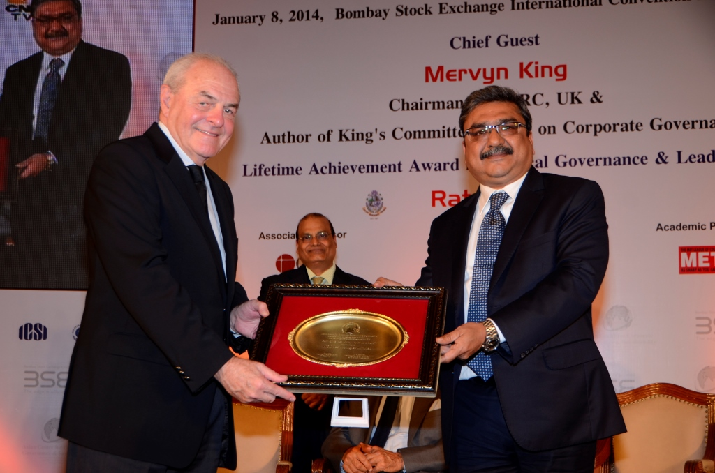 HCL Technologies receives Best Governed Company Award 3