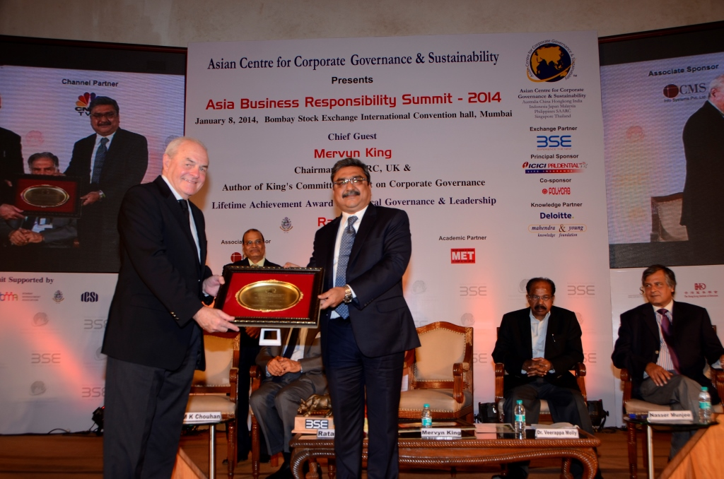 HCL Technologies receives Best Governed Company Award 4